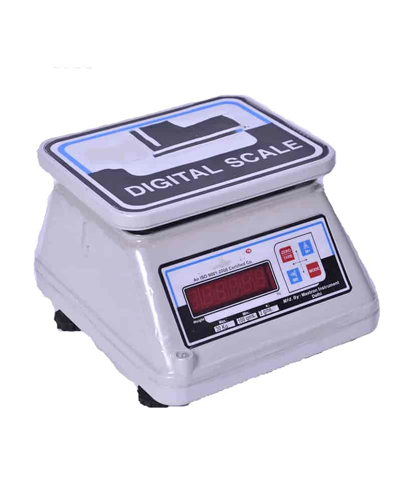 Electronic Weight Machine 10kg | Capacity 10kg and