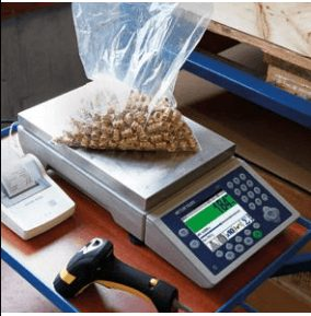 piece counting machine
