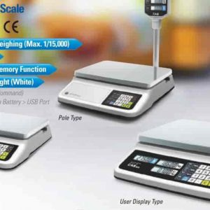 cas weighing machine for shops