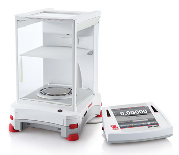 laboratory weighing scale Ohaus Explorer-Semi-Micro-Balance-USP2