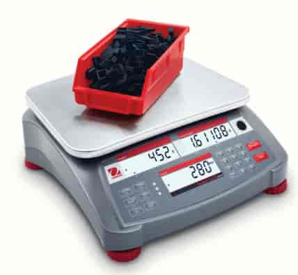 Piece Counting Weighing Scale Capacity 3 kg, 6 kg, 15 kg, 30 kg OHAUS Counting Scale