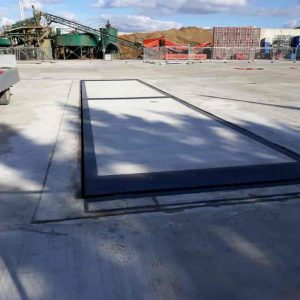 Concrete Weighbridge Manufacturer Electronic Weighbridge Manufacturer UP Scales