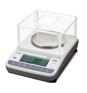 High Performance Precision Balance - CAS Micro Weighing Scale Capacity 150 gm & Readability 0.005 gm