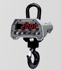 Crane Scale Capacity - 2 Ton, 3 Ton, 5 Ton, 10 Ton, 15 Ton, 20 Ton