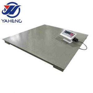 Platform Weighing Scale Capacity 1 ton to 5 ton