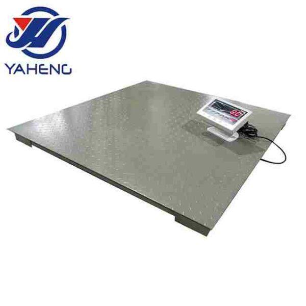 Platform Weighing Scale Capacity 1 ton to 5 ton