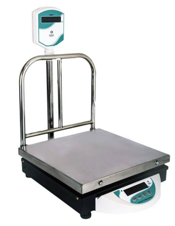 Platform Weighing Scale Capacity 50 kg, e value 5 gm