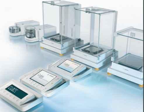Laboratory Balances Sartorius